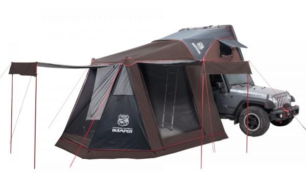 iKamper Anbauzelt für Skycamp Dachzelt
