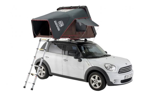 iKamper Skycamp Mini Dachzelt Rocky Black