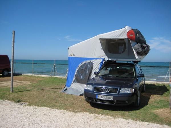 Dachzelt AutoCamp Travel deluxe