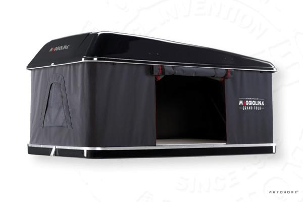 Dachzelt Maggiolina Grand Tour Medium X-Long Black