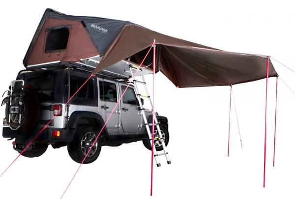 iKamper Markise für X-Cover oder Skycamp Dachzelt